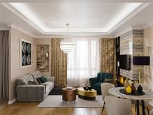 «Красное золото» Персии на невских берегах, фото № 8436, EMD interior design