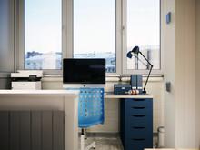 Квартира «Евродвушка в скандинавском стиле.», веранда лоджия . Фото № 31129, автор Кисса Тимофей
