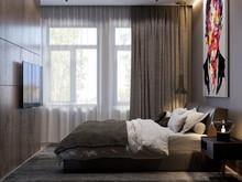 Квартира «UI047», спальня . Фото № 31136, автор U-Style