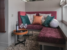 Квартира «Квартира-шкатулка», веранда лоджия . Фото № 31151, автор Полякова Наталья