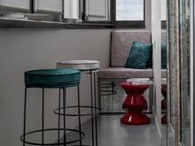 Квартира «Квартира-шкатулка», веранда лоджия . Фото № 31152, автор Полякова Наталья