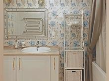Квартира «Интерпретация Моне», ванная . Фото № 31167, автор Нелюбина Наталья