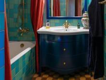 Квартира «Сталинка на Кутузовском», ванная . Фото № 31276, автор Сковородникова Алена