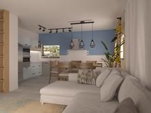 Кухня в стиле кафри, фото № 8495, Розенштейн Инна