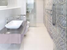 Квартира «Квартира в ЖК Тихвин», ванная . Фото № 31328, автор Безирганов Михаил