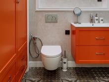 Квартира «Интерьер для души», ванная . Фото № 31346, автор Савина Лина