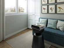 Квартира «Дизайн интерьера трехкомнатной квартиры», детская . Фото № 31349, автор Болдырев Артем