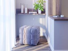 Квартира «Дизайн интерьера трехкомнатной квартиры ЖК Западное Кунцево», веранда лоджия . Фото № 31374, автор Болдырев Артем