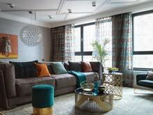 Реализация проекта трехкомнатной квартиры ЖК Фили Град , фото № 8508, Бриммер Татьяна