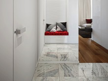 Квартира «Дизайн интерьера двухкомнатной квартиры ЖК Wellton Park», холл . Фото № 31419, автор Болдырев Артем