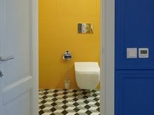 Квартира «Дизайн интерьера трехкомнатной квартиры Реализация квартиры ЖК Life ботанический сад», ванная . Фото № 31431, автор Болдырев Артем