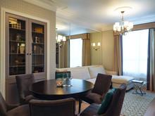 Дизайн интерьера трехкомнатной квартиры Реализация квартиры ЖК Life ботанический сад, фото № 8524, Болдырев Артем