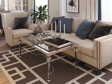 Дизайн интерьера трехкомнатной квартиры Современная классика ЖК Мещерский Лес, фото № 8525, Болдырев Артем