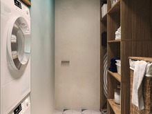 Квартира «Подводный мир в московской квартире в стиле Soleray», подсобные помещения . Фото № 31452, автор Ив Эжени