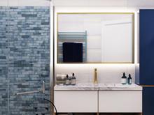 Квартира «Подводный мир в московской квартире в стиле Soleray», ванная . Фото № 31449, автор Ив Эжени