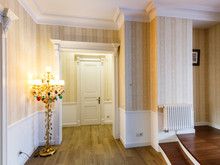 Квартира «Двухуровневая квартира в ЖК Правый берег», холл . Фото № 31464, автор Акбатырова Светлана