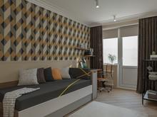 Квартира «ЖД Сэттэ 2х комнатная квартира», детская . Фото № 31477, автор Кашуба Сэпэлма
