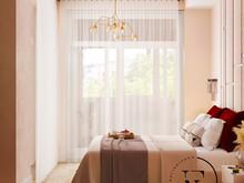 Квартира «Квартира в стиле Soleray в Ялте.», спальня . Фото № 31516, автор Ивлиева Евгения
