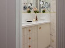 Квартира «Вандер Парк», ванная . Фото № 31522, автор Чмелёва Алёна