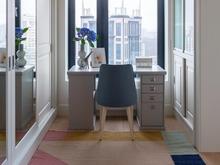 Квартира «Вандер Парк», кабинет . Фото № 31518, автор Чмелёва Алёна