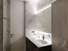 Квартира «Крылов», ванная . Фото № 31529, автор Mediana Interiors дизайн-бюро