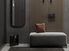 Квартира «Дизайн квартиры в ЖК «Счастье на Пресне»», прихожая . Фото № 31542, автор GM-Interior GM-interior