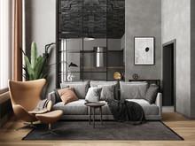 Дизайн квартиры в ЖК «Счастье на Пресне», фото № 8546, GM-Interior GM-interior