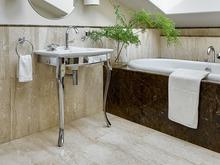 Квартира «Квартира на Патриарших прудах», ванная . Фото № 31568, автор Зольтманн Инна