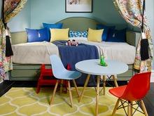 Квартира «Квартира на Патриарших прудах», детская . Фото № 31571, автор Зольтманн Инна