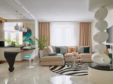 Квартира «Квартира для бабушки», гостиная . Фото № 31625, автор Игнатова Оксана