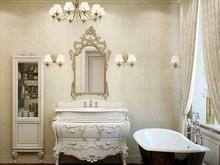 Квартира «Арбат», ванная . Фото № 31633, автор Харитонов Николай