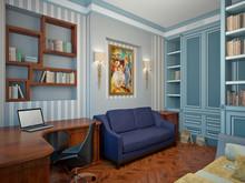 Квартира «Арбат», детская . Фото № 31634, автор Харитонов Николай