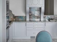 Квартира «ЭЛЕГАНТНЫЙ ИНТЕРЬЕР», кухня . Фото № 31645, автор Самойлова Наталья