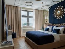 Квартира «Квартира в Жк Донской Олимп», спальня . Фото № 31668, автор Азорская Инна
