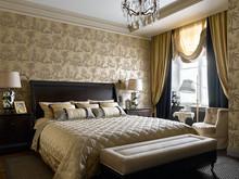 Квартира «Санкт-Петербург», спальня . Фото № 31676, автор Шабельникова Варвара