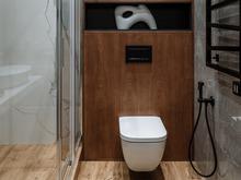 Квартира «Квартира в Жк Серебряный Бор», ванная . Фото № 31698, автор Азорская Инна