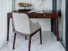 Квартира «Квартира в Жк Серебряный Бор», кабинет . Фото № 31700, автор Азорская Инна