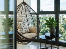 Квартира «Квартира в Жк Серебряный Бор», веранда лоджия . Фото № 31701, автор Азорская Инна