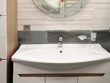 Квартира «Гуси-лебеди», ванная . Фото № 31707, автор Кириллова Светлана