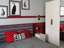 Квартира «Гуси-лебеди», спальня . Фото № 31706, автор Кириллова Светлана