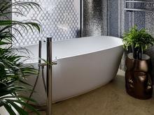 Квартира «ВОРОБЬЕВ ДОМ», ванная . Фото № 31715, автор Бондарева Ася