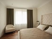 Квартира «Белый слон», спальня . Фото № 31722, автор Гуляева Александра