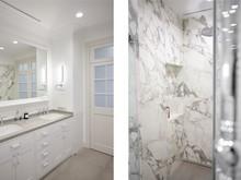 Квартира «Белый слон», ванная . Фото № 31721, автор Гуляева Александра
