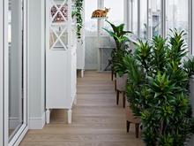 Квартира «МЯТНО-ЛИЛОВОЕ ДЫХАНИЕ», веранда лоджия . Фото № 31725, автор Алёны Чекалиной Дизайн студия