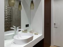 Квартира «Городской фьюжн», ванная . Фото № 31787, автор Симагина Ольга