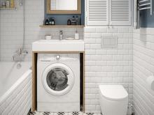 Квартира «Матвеевская», ванная . Фото № 31805, автор Klene Tatyana