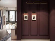 Квартира «Современный интерьер», коридор . Фото № 31835, автор TerraDiz студия дизайна
