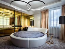 Квартира «ЖК Алые-Паруса», спальня . Фото № 31869, автор Korshunov Dmitriy