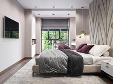 Квартира «ЖК ЗВЕЗДНЫЙ», спальня . Фото № 31883, автор Дикий Николай