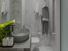 Квартира «ЖК Новая Звезда», ванная . Фото № 31898, автор Кашуба Сэпэлма